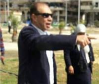 استجابة لـ«بوابة أخبار اليوم».. إزالة «سوق السيارات» ببورسعيد