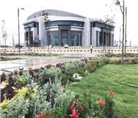 مصر تتحدى «التحدى»| صالة العاصمة الإدارية.. ثروة رياضية