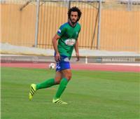 مروان حمدي: اقترب من التجديد للمقاصة.. و«البدري» يثق في إمكانياتي