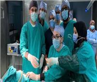 «طب طنطا»: نجاح جراحة كبرى لرضيع يعاني من انسداد كامل بالمرّيء