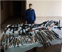 «الداخلية» تحاصر أوكار الإجرام.. ضبط ترسانة أسلحة و5 آلاف هارب
