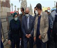 محافظ القاهرة يتفقد أعمال إزالة منطقة المسبح العشوائية بالسيدة عائشة