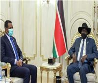 سلفاكير يبحث مع «حمدان دقلو» تطورات ملف السلام في جنوب السودان