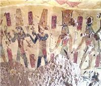 مقابر «الحواويش» الأثرية بسوهاج جاهزة للافتتاح بعد التطوير