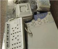 عاجل إحباط محاولة تهريب 3 أجهزة طبية بمطار القاهرة