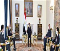 الرئيس السيسي: نتطلع لنقل التكنولوجيا الفرنسية في المجالات التنموية بمصر