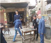 مصادرة 85 «شيشة» من مقاهي مخالفة بالقليوبية