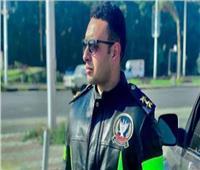 رواد السوشيال ميديا .. ينعون ضابط المرور بطل قصة «الطفل الجائع»