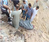 تكثيف أمني لكشف غموض العثور على جثة عامل بنجع حمادي