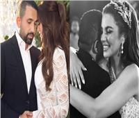 كيف احتفل هاني سعد بعيد ميلاد زوجته درة؟