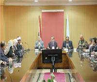 محافظ الإسماعيلية يشكل لجنة لإدارة الأزمات والكوارث
