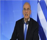 وزير الخارجية اليوناني يبحث مع نظيره الإيطالي تعزيز العلاقات الثنائية