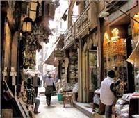 جولة داخل الصاغة أكبر سوق للذهب فى مصر