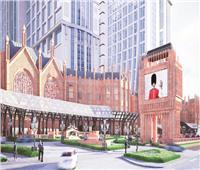 مباني لندن في آسيا بتكلفة 2 مليار دولار