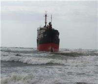 عاصفة وأمطار على الساحل السوري..وإغلاق موانئ الصيد