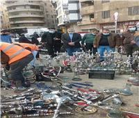 حى شرق الإسكندرية: ضبط 150 شيشة بعدد من المقاهي