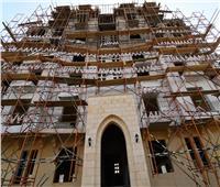 صور| مسئولو «الإسكان» يتفقدون مشروع تطوير سور مجرى العيون