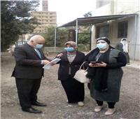صحة المنوفية تتابع إمدادات الأكسجين بمستشفيات المحافظة