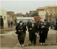«صحة المنوفية»: متابعة إمدادات الأكسجين لحميات منوف ومستشفى تلا