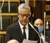 «جبالي» يفتتح الجلسة العامة للبرلمان لعرض الاعتراضات على اللجان