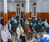 فيديو | محافظ الإسكندرية : مكتبي مفتوح لتلبية احتياجات الأطقم الطبية وأسرهم