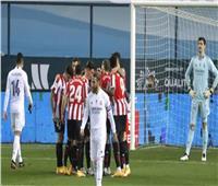 بيلباو يتأهل لنهائي السوبر الإسباني على حساب ريال مدريد