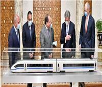 رئيس سيمنز: «القطار السريع» يمثل آفاقا مستقبلية لا تقدر بثمن.. فيديو
