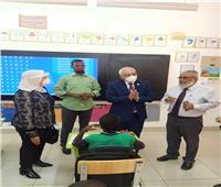 بالصور..ننشر التفاصيل الكاملة لزيارة نائب وزير التعليم لدولة جيبوتي