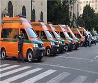 نظام إلكتروني جديد بـ «إسعاف بني سويف» لاستجابة أسرع