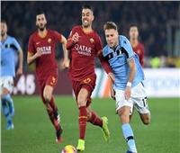 بث مباشر| مباراة لاتسيو وروما في ديربي العاصمة الإيطالي