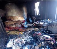 ماس كهربائي وراء حريق داخل شقة سكنية بمنطقة السلام