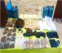 حبس المتهمين بتصنيع المخدرات في السلام4 أيام