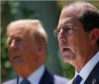 استقالة وزير الصحة الأمريكي من منصبه بسبب «أحداث الكابيتول»