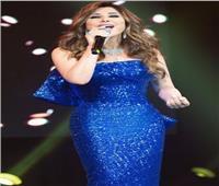"""بالصور: نجوى كرم .. في احدث حفلاتها بـ""""دبي"""" وتعلق"""