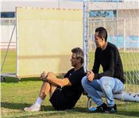 جلسة بين مدير الكرة بالزمالك وأحداد