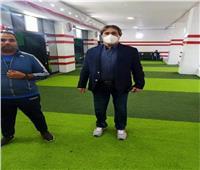 «طلبات المدير الفني»..أشرف قاسم يجتمع بباتشيكو في تدريب الزمالك