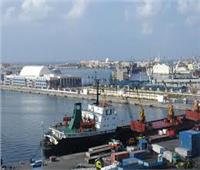 تداول 143 ألف طن بضائع إستراتيجية بميناء الإسكندرية
