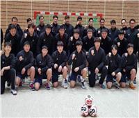 مونديال اليد  انطلاق مباراة بيلا روسيا وكوريا الجنوبية