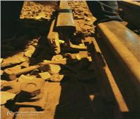 خروج 3 عربات بقطار الإسكندرية عن القضبان.. ومصدر: «لا إصابات»