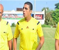 أسماء طاقم حكام مباراة الأهلي والبنك