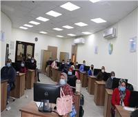 «مياه أسيوط» تنفذ 7 برامج تدريبية لرفع كفاءة العاملين
