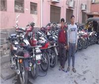 حبس عصابة سرقة الدراجات النارية في دار السلام