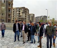 «مسئولو الإسكان» يتفقدون مشروعات مدينة المنيا الجديدة