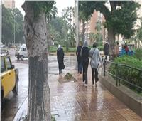 «الفيضة الكبرى» مستمرة.. أمطار غزيرة ورياح تجتاح الإسكندرية  صور