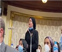 برلمانية تطالب بتأجيل الموافقة على تعديلات قانون أسر الشهداء