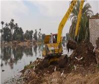 الري: إزالة 14 حالة تعد على نهر النيل في أربع محافظات