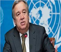 جوتيريس: الوضع في غزة مروع ويقوض جهود إحياء السلام بالمنطقة