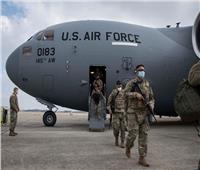 آلاف الجنود يتوافدون على العاصمة واشنطن قبل أيام من تنصيب بايدن
