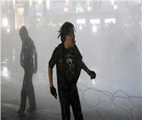 الشرطة الهولندية تستخدم خراطيم المياه ضد متظاهرين في أمستردام