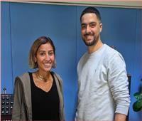 حسن الشافعي: سعيد للعمل مع موهبة مثل دينا الشربيني